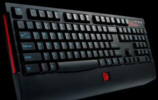 Tt eSPORTS Knucker Gaming Keyboard Features Tt-Plunger Switch Technology