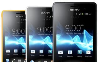Introducing Sony Xperia Go and Xperia Acro S