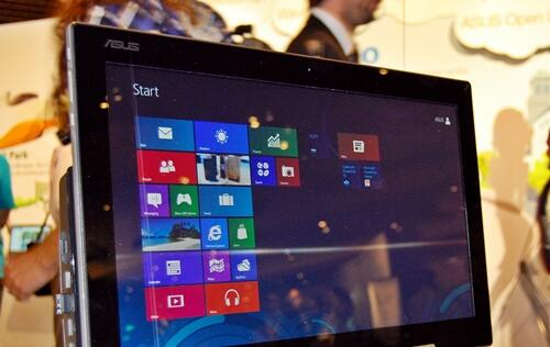 ASUS Unveils New Transformer AIO at Computex 2012