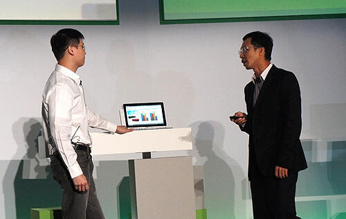 Acer Unleashes Two New Windows 8 Tablets at Computex 2012