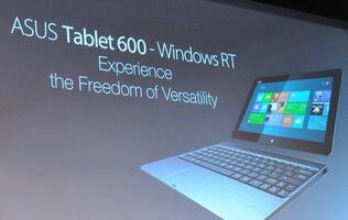 Experiencing Windows RT with the NVIDIA Tegra-Powered ASUS Tablet 600