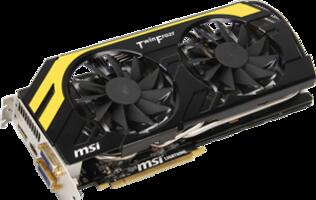 New Graphics Cards Showcased by MSI at Computex 2012 (Updated)