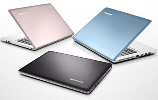 Lenovo's Colorful New Mainstream Ivy Bridge Ultrabooks
