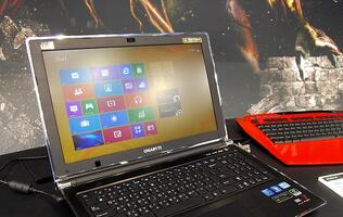 NVIDIA's GeForce GTX 660M Comes to Gigabyte's Gaming Notebooks