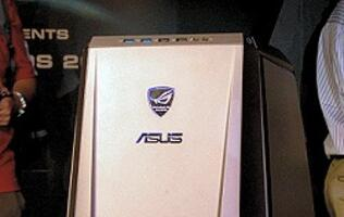 ASUS Shows Off Radical Turbo Charged ROG Tytan CG8890 Gaming Desktop
