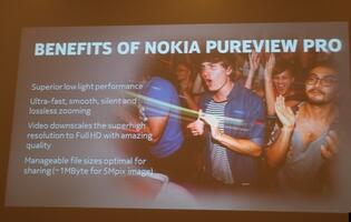 Hands-on: Nokia 808 PureView