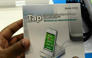 Aten's Tap Converts USB/Wireless Keyboard for Bluetooth Compatibility with Smartphones and Tablets
