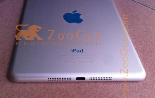 Alleged Photos of the iPad Mini Surface (Update)