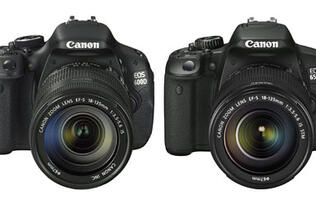 New Canon EOS 650D is the World's First Touch-Screen DSLR