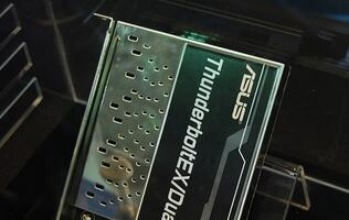 ASUS Launches First Thunderbolt Add-On Card - The ThunderboltEX