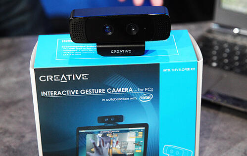 Intel to Drive Developers Towards Perceptual Computing