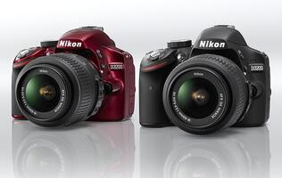 Nikon D3200, 24-Megapixel Entry-level DSLR Camera is Out Now!