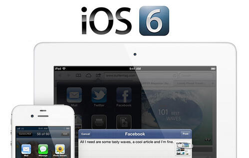 iOS 6 Hands-on: Facebook Integration, Shared Photo Streams, Mail, Safari & Privacy Controls