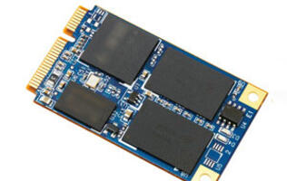 Apacer Unveils High-Speed mSATA Industrial SSD