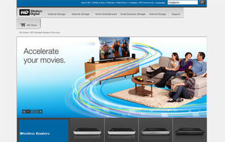 Western Digital Enters Wireless Home Networking Arena