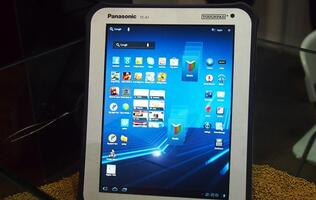 Panasonic ToughPad A1 to be Available in Singapore in Sept (Updated with Video)