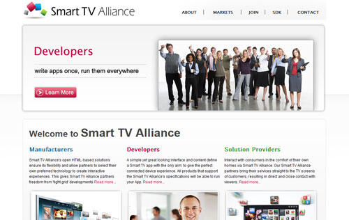 LG and TP Vision (Philips) Officiates Smart TV Alliance