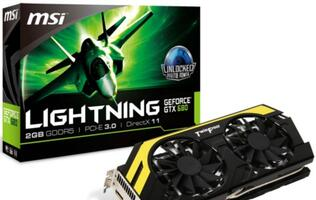 MSI GTX 680 Lightning with Unlocked Digital Power Architecture Released