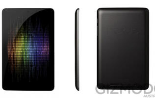 Info on Google's Nexus Tablet Leaked (Update)