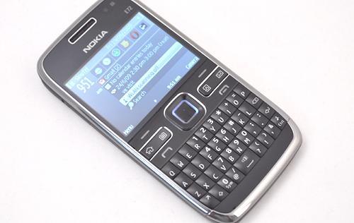 Nokia E72 Preview - HardwareZone com sg