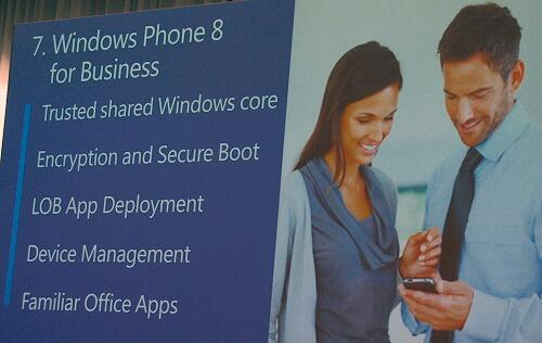 Company Hub Concept Coming to Windows Phone 8