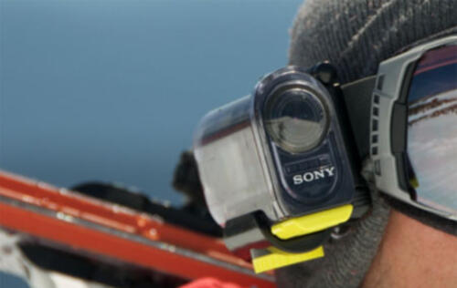 Sony Teases New Wearable Action Camera