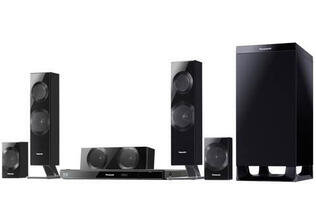 Panasonic SC-BTT583 Blu-ray Home Theater System - A Bang for Buck System
