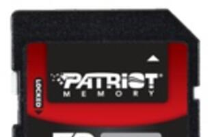 Patriot Introduces EP Pro UHS-1 SDXC/SDHC Card