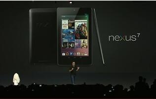A feature on Google Nexus 7 (2012)