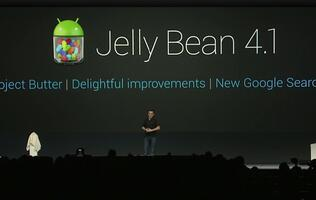 Google I/O 2012: Android 4.1 Jelly Bean, For Butter Or For Worse