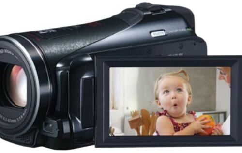 Canon Legria HF M41 - Plan, Shoot, and Decorate Your Movies with Ease