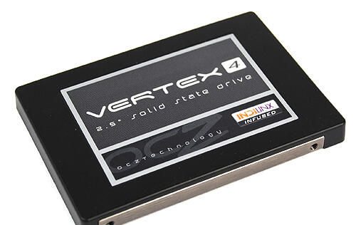 OCZ Vertex 4 SSD (256GB) - Indilinx to the Fore