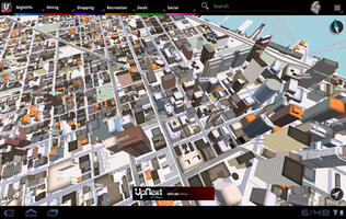 Amazon Acquires 3D Mapping Startup UpNext