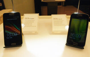 Samsung Launches Galaxy Beam and Galaxy Ace 2 in Singapore (Update)