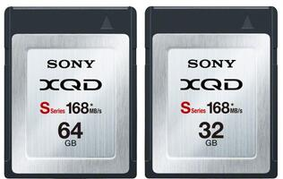 Sony XQD S Series Memory Cards Capable of Transfer Speeds of Up to 168MBps