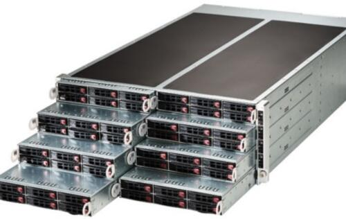Supermicro Launches FatTwin Architecture