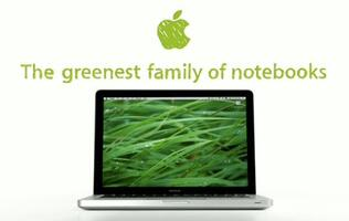 Apple Abandons Green Manufacturing Standards for Notebooks and Desktops