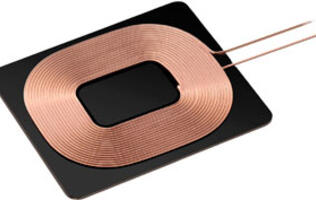 TDK Develops Ultra-thin Receiving Coil Unit for Wireless Power Transfer on Mobile Devices