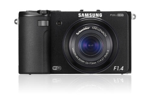 Preview: Samsung EX2F Smart Camera