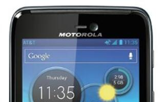 Motorola Atrix HD and Atrix HD LTE Announced