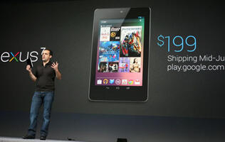 8GB Nexus 7 Costs $151.75 to Build