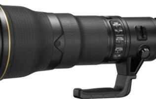 Nikon to Release a Super-Telephoto 800mm Fixed Focal Length Lens