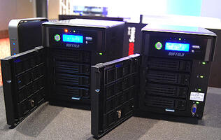 Buffalo Introduces New TeraStation 5000 Series NAS Devices