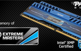 Patriot Memory Rolls Out New Exclusive Intel Extreme Masters Limited Edition Memory