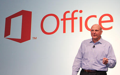 Microsoft Unveils Office 2013; Consumer Preview Available Now