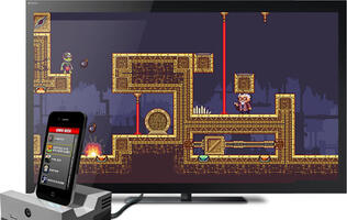 iOS GameDock Brings Apple Games to the TV