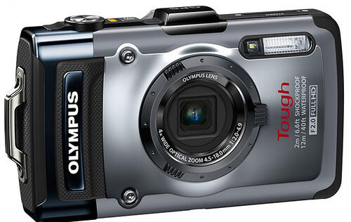 Olympus Tough TG-1 - Tough Camera, Easy Handling