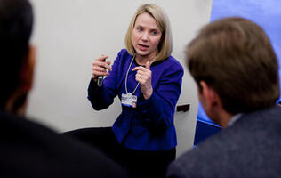Ex-Google Executive Marissa Mayer Named as the New CEO of Yahoo