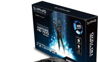 Sapphire HD 7970 6GB Toxic Edition Announced
