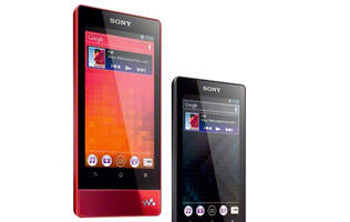 Sony Introduces New Walkman Media Players